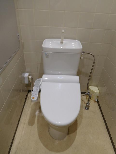 神田中央ビルトイレ